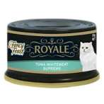 ROYALE TUNA WHITEMEAT SUPREME 85g 12029930
