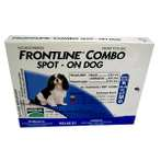 FRONTLINE COMBO SPOT ON DOGS (MEDIUM) 4.02ml FLDOG-M