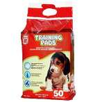 TRAINING PADS - UNSCENTED 30g (50 pcs) 70572